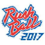 RUSH BALL 2017に出演します!